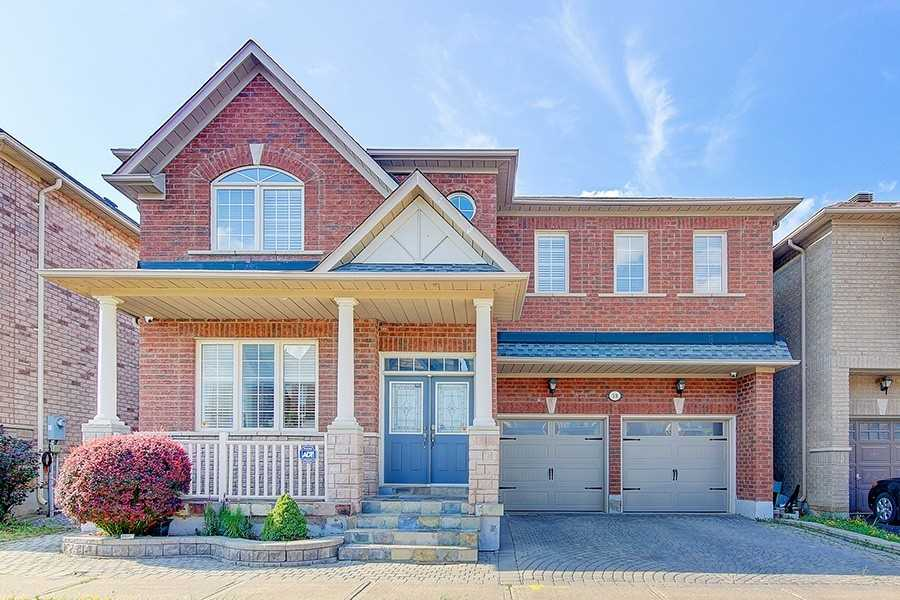 Detached 2-Storey. 38 Oakford Dr, Markham